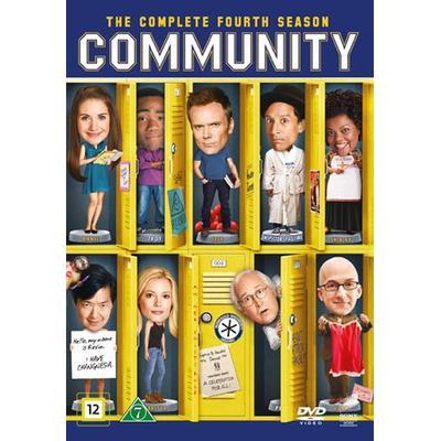 Community: Säsong 4 (2DVD) (DVD 2013)