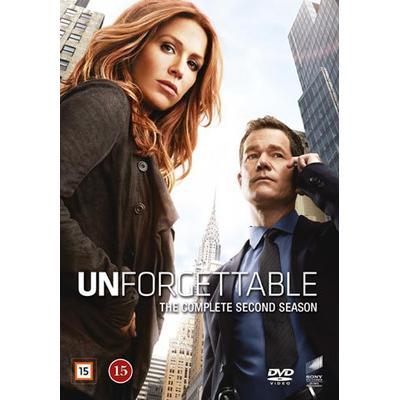 Unforgettable: Säsong 2 (4DVD) (DVD 2015)