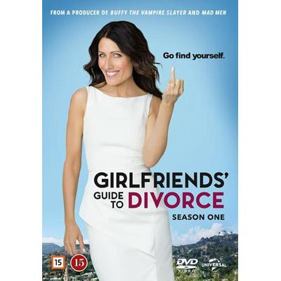 Girlfriend's guide to divorce: Säsong 1 (3DVD) (DVD 2015)