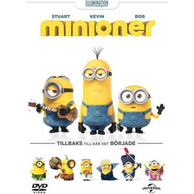 Minioner (DVD) (DVD 2015)
