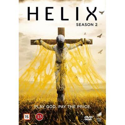 Helix: Säsong 2 (3DVD) (DVD 2015)