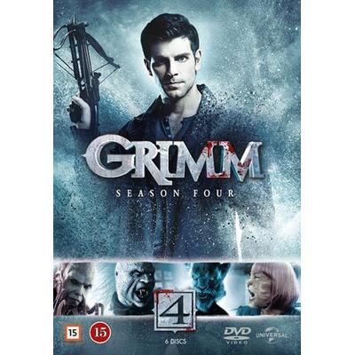 Grimm: Säsong 4 (6DVD) (DVD 2015)