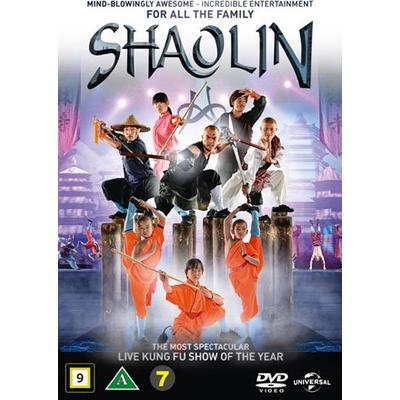 Shaolin (DVD) (DVD 2015)