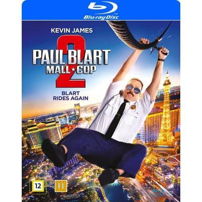 Snuten i varuhuset 2 (Blu-ray) (Blu-Ray 2015)