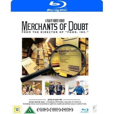 Merchants of doubt (Blu-ray) (Blu-Ray 2014)