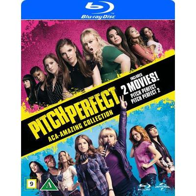 Pitch perfect 1+2 (2Blu-ray) (Blu-Ray 2015)