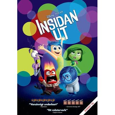 Insidan ut (DVD) (DVD 2015)