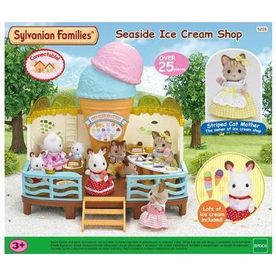 Sylvanian Families Sea Side Ice Cream Shop