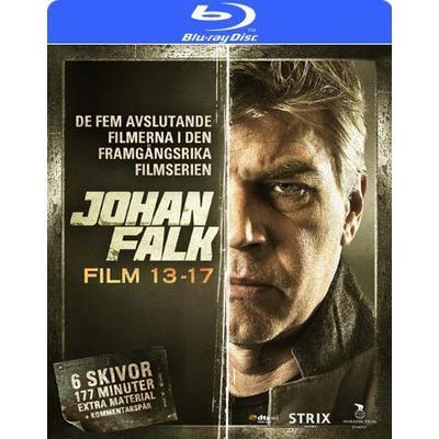 Johan Falk 13-17: Box (6Blu-ray) (Blu-Ray 2015)