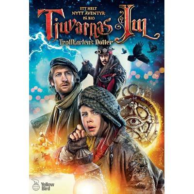 Tjuvarnas Jul - Trollkarlens dotter (DVD) (DVD 2014)