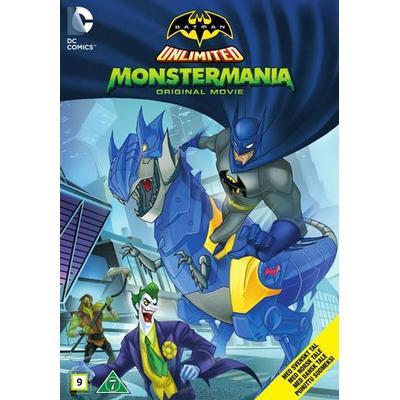 Batman unlimited: Monstermania (DVD) (DVD 2015)
