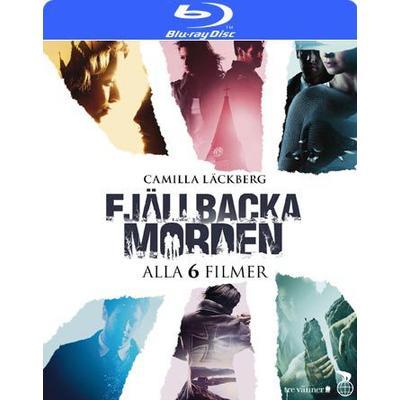 Camilla Läckberg: Fjällbackamorden Boxen (6Blu-ray) (Blu-Ray 2013)