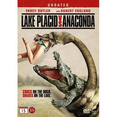 Lake Placid vs Anaconda: Unrated (DVD) (DVD 2015)