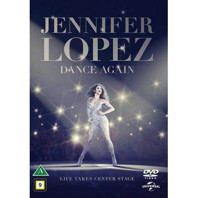 Jennifer Lopez - Dance again (DVD) (DVD 2014)