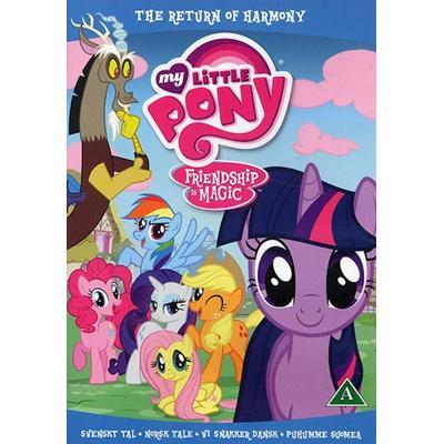 My little pony vol 6: Return of Harmony (DVD) (DVD 2011)