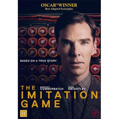 The imitation game (DVD) (DVD 2014)