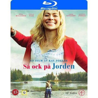 Så ock på jorden (Blu-ray) (Blu-Ray 2015)