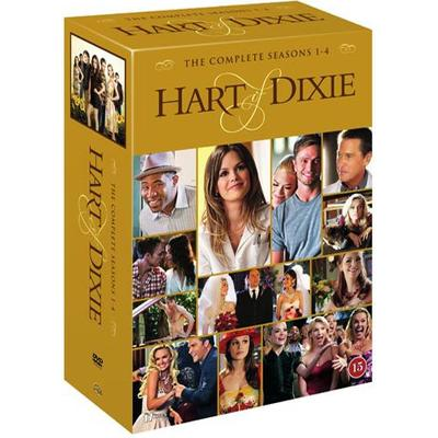 Hart of Dixie: Complete series (17DVD) (DVD 2015)