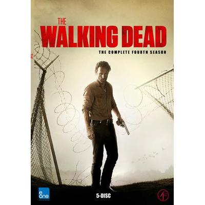 The walking dead: Säsong 4 (5DVD) (DVD 2013)