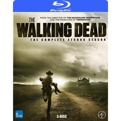 The walking dead: Säsong 2 (4Blu-ray) (Blu-Ray 2011)