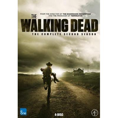 The walking dead: Säsong 2 (4DVD) (DVD 2011)