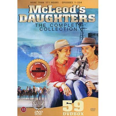 McLeod's daughters: Complete collection (59DVD) (DVD 2013)