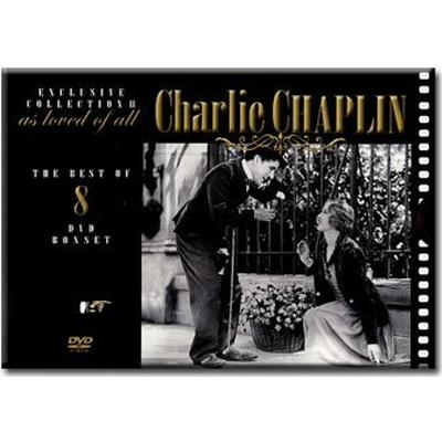 Charlie Chaplin collection (8DVD) (DVD 2016)