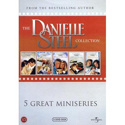 Danielle Steel: Miniseries box 3 (5DVD) (DVD 2015)