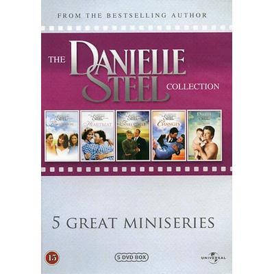 Danielle Steel: Miniseries box 2 (5DVD) (DVD 2015)