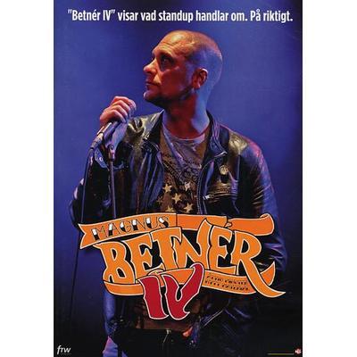 Magnus Betnér - Betnér IV (DVD) (DVD 2013)