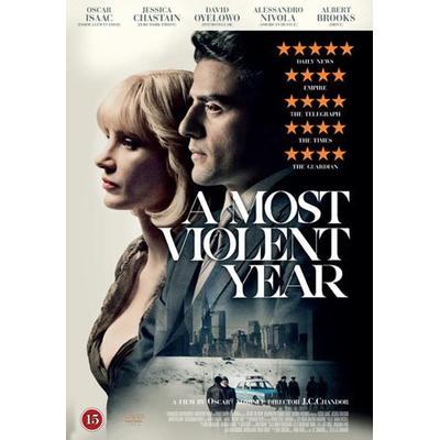 A most violent year (DVD) (DVD 2014)