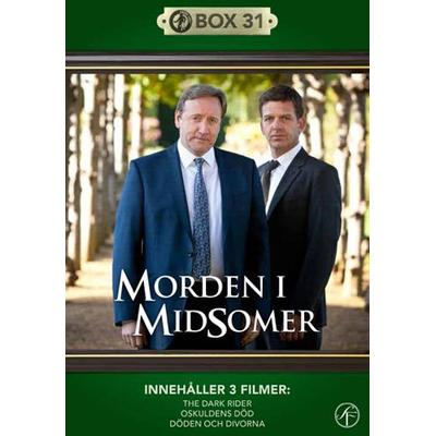 Morden i Midsomer: Box 31 (2DVD) (DVD 2012)