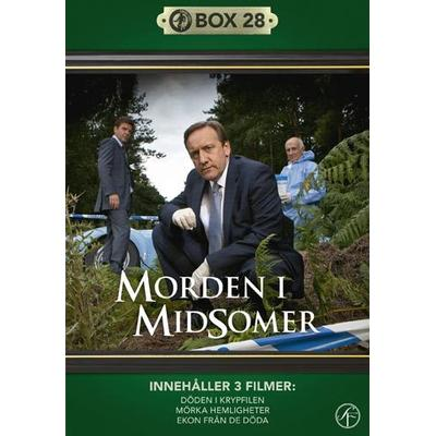Morden i Midsomer: Box 28 (2DVD) (DVD 2011)