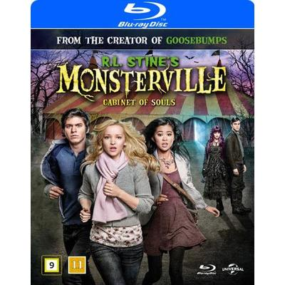 R.L. Stine's Monsterville: Cabinet of souls (Blu-ray) (Blu-Ray 2015)