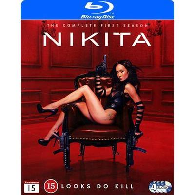 Nikita: Säsong 1 (4Blu-ray) (Blu-Ray 2011)