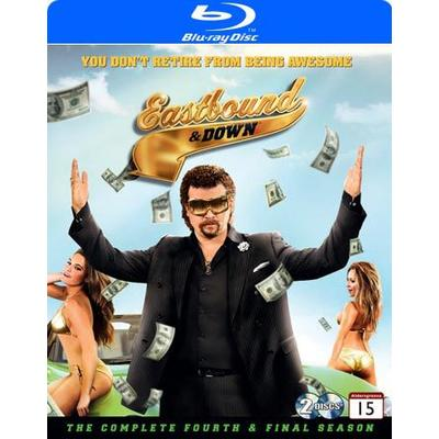 Eastbound and down: Säsong 4 (2Blu-ray) (Blu-Ray 2014)