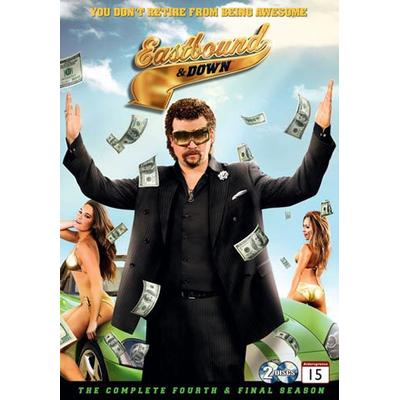 Eastbound and down: Säsong 4 (2DVD) (DVD 2014)