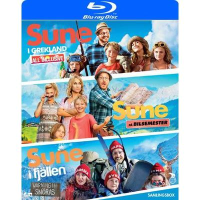 Sune Boxen - 3 filmer (3Blu-ray) (Blu-Ray 2015)