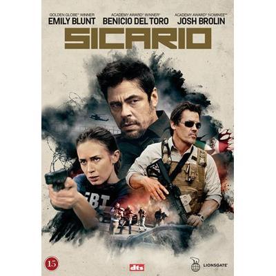 Sicario (DVD) (DVD 2015)