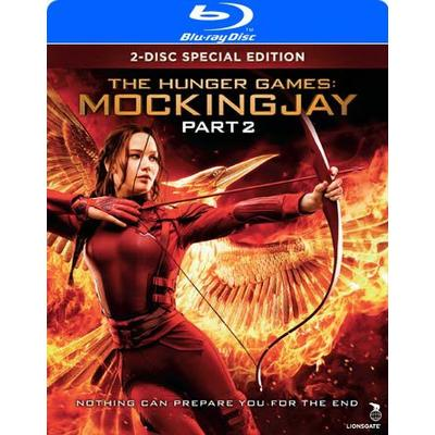 Hunger games 4: Mockinjay del 2 / S.E. (2Blu-ray) (Blu-Ray 2015)