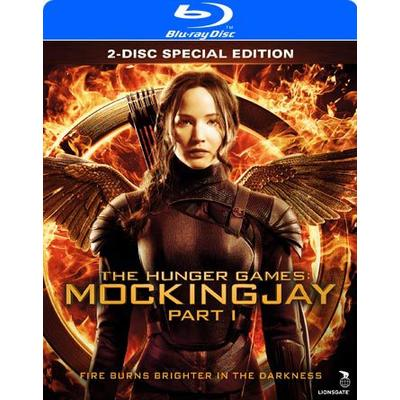Hunger games 3: Mockinjay del 1 / S.E. (2Blu-ray) (Blu-Ray 2014)