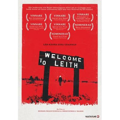 Welcome to Leith (DVD) (DVD 2014)