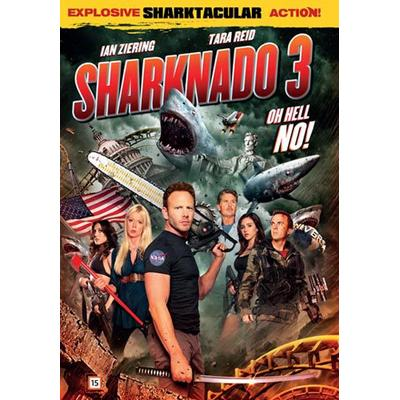 Sharknado 3 (DVD) (DVD 2015)