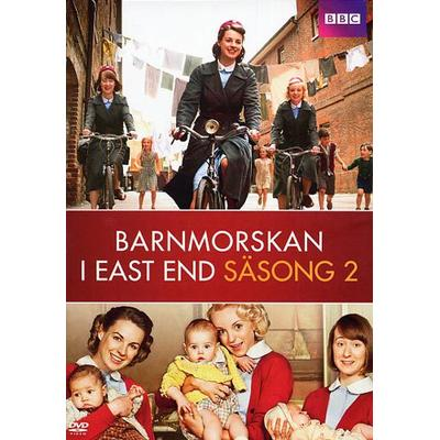 Barnmorskan i East End: Säsong 2 (3DVD) (DVD 2013)