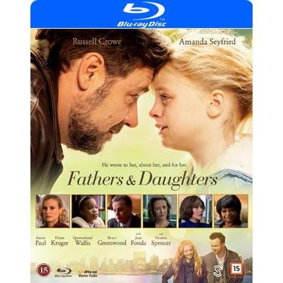 Fathers & Daughters (Blu-ray) (Blu-Ray 2015)