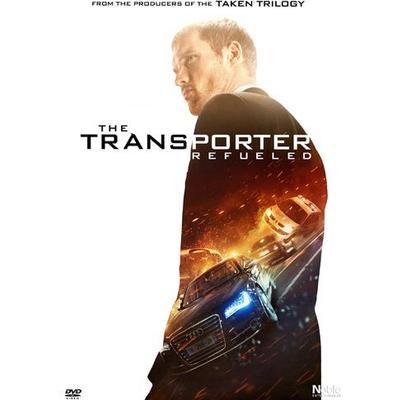 Transporter 4 - Refueled (DVD) (DVD 2015)