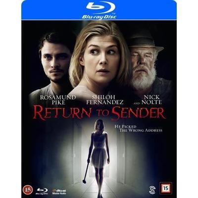 Return to sender (Blu-ray) (Blu-Ray 2015)