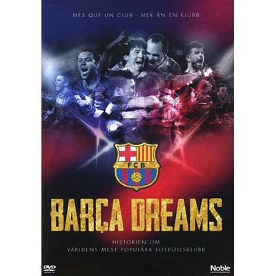 Barca Dreams (DVD) (DVD 2015)