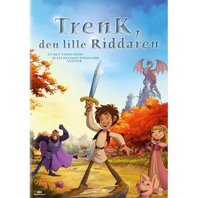 Trenk den lille riddaren (DVD) (DVD 2015)
