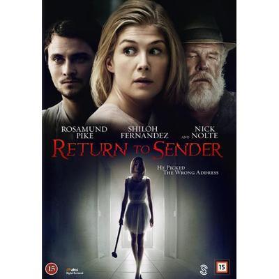 Return to sender (DVD) (DVD 2015)